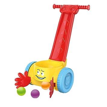 QHWJ Caminador de Actividades para bebés, Multi-función Anti ...
