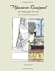 Mr. Nightingale (Companion Coloring Book - French Edition)
