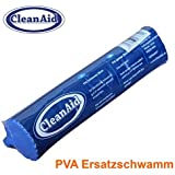 Eponge de rechange en PVA pour balai serpillière CleanAid PVA