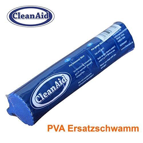 63 opinioni per Spugna sostitutiva per lo spazzolone lavapavimenti CleanAid OneTouch EASY.