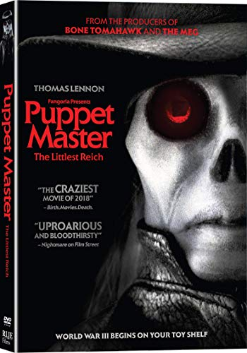 Puppet Master: The Littlest Reich by Image Entertainment