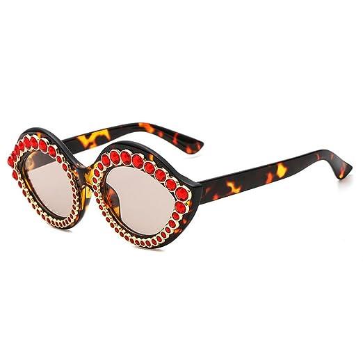 8c0b905ebe5a MINCL Luxury Fashion Sunglasses Womens Diamond Lips Shape Brand Designer Glasses  Clear Lens Glasses (