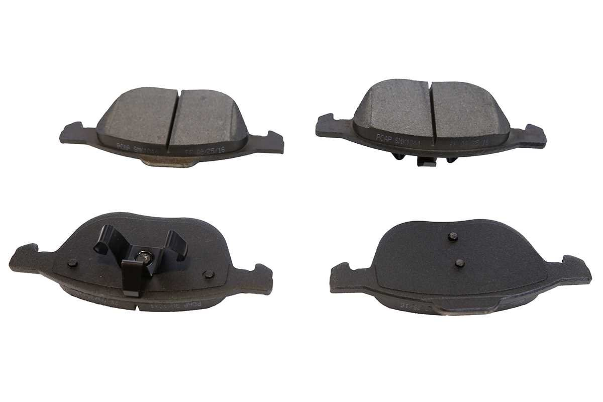 Prime Choice Auto Parts RSMK41375-41375-1044-2-4 Set of 2 Premium Rotors /& 4 Semi Metallic Pads