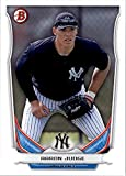 #5: 2014 Bowman Draft Top Prospects Baseball Card #TP39 Aaron Judge NM-MT