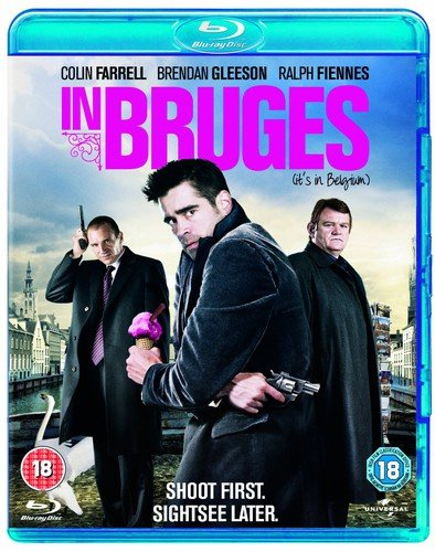 Blu-ray : In Bruges (Blu-ray)