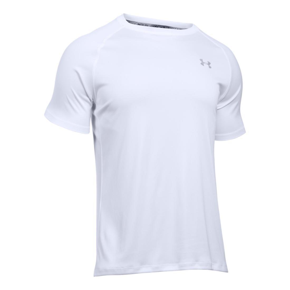 【半額】 [アンダーアーマー] スピードストライドショートスリーブTシャツ(ランニング/Tシャツ) メンズ 1289681 メンズ B01FLFJAU4 X-Small White/Reflective X-Small White/Reflective X-Small White/Reflective, こにゃんこBRAND KID'S:0f8e1128 --- vilazh.indexis.ru
