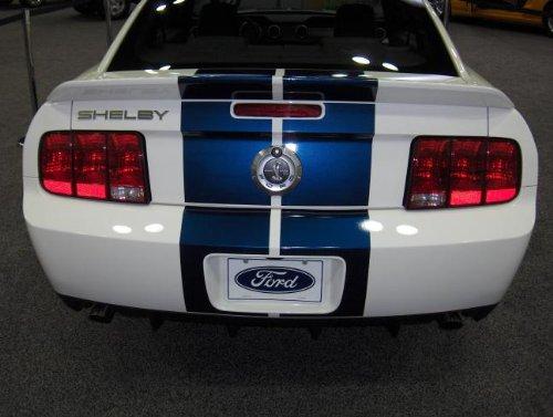 Ford Mustang GT500 Spoiler 05-09 Factory Cobra Wing Unpainted Primer