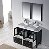 BLOSSOM-001-48-02-D-1616V-Sydney-48-Double-Vanity-Set-with-Vessel-Sinks-and-Mirrors-Espresso