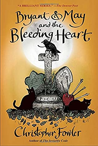 book cover of The Bleeding Heart