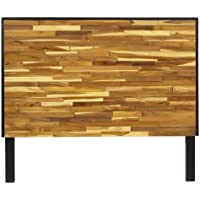 Padmas Plantation Reclaimed Wood Headboard, King