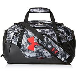 Under Armour Undeniable 3.0 X-Small Duffle Bag, Steel/Pierce