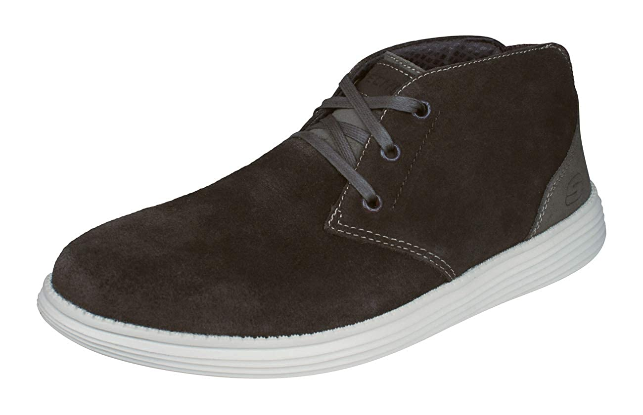 Skechers 65551 Relaxed Fit: Status - Rolano Mens Casual Shoes