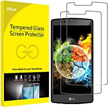 JETech 2-Pack Screen Protector for LG G3, Tempered Glass Film