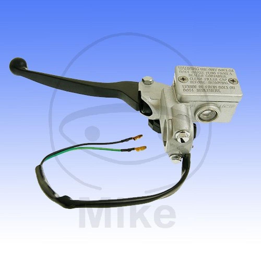 Bremszylinder mit Handbremshebel hinten fü r GY6 125/150ccm 101 Octane