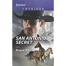 San Antonio Secret (Harlequin Intrigue)