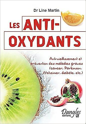 Les anti-oxydants epub, pdf
