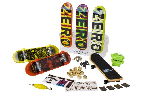 Tech Deck - SK8 Skate Shop Bonus Pack (Styles Vary) (Discontinued by manufacturer) by Spin Master (Image #2)