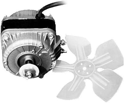 styleinside Motor del Condensador del Ventilador De Refrigeración del Refrigerador del Congelador 25W / 40W para Weiguang YZF10-20: Amazon.es: Coche y moto