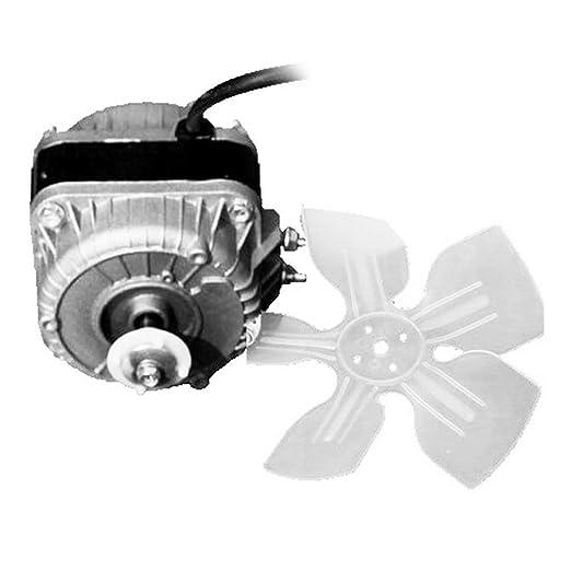 Merssavo - Motor de condensador de ventilador de refrigeración ...