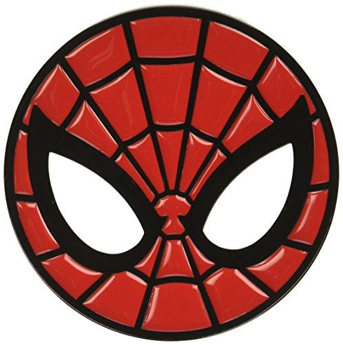 Plasticolor 002286R01 Marvel Spiderman Hitch Cover ()