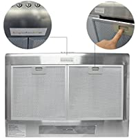 30 Extractor hoods for kitchens Wall Mount Stainless Steel Glass Stove Vents USA Stock