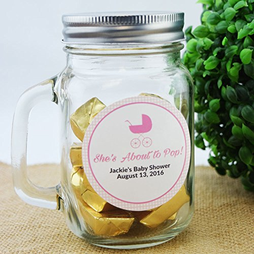 one pint mason jars - 3