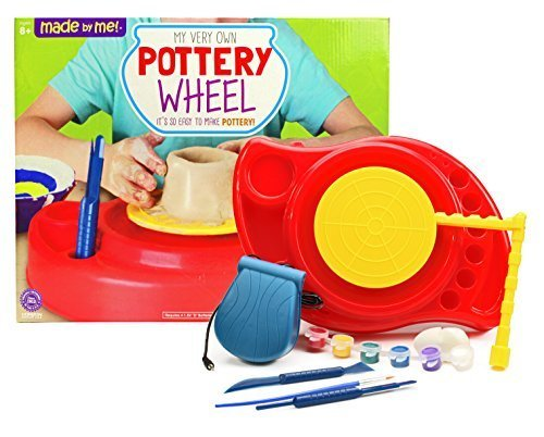 Made By Me Pottery Wheel Kit by Horizon Group