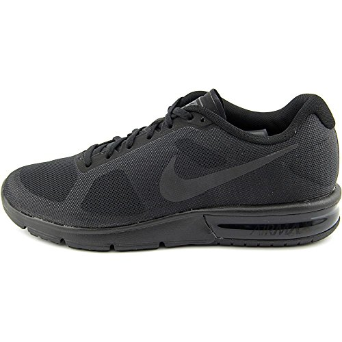 Nike Womens Air Max Sequent Scarpa Da Running Nero Taglia 10 M Us