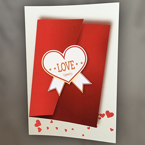 DIY Music and Voice Message Recordable Personalized Love Card - Love Note Voice Message Card