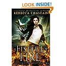 A Fistful of Fire: An Urban Fantasy Novel (A Madison Fox Adventure Book 2)