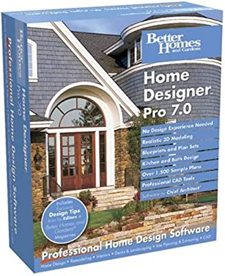 Better Homes And Gardens Home Designer Pro 7 0 Old Version