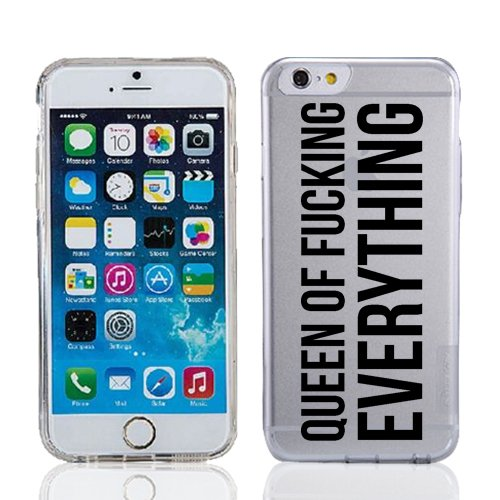 For Apple iPhone 5 5S Queen of Everything Case Cover