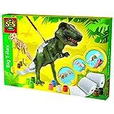 SES Big T-Rex-Moulage En Relief T-Rex