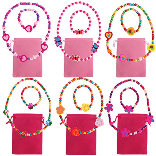 Girls Beaded Necklace - 4