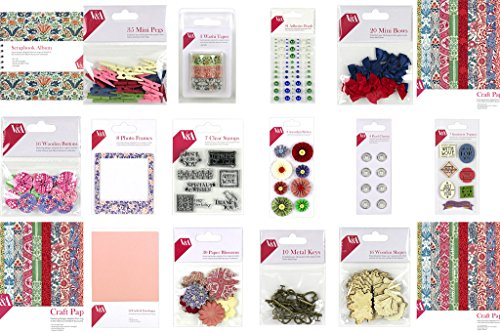 Victoria & Albert Royal British Craft Collection - Full Craft Collection Bundle by Trimcraft