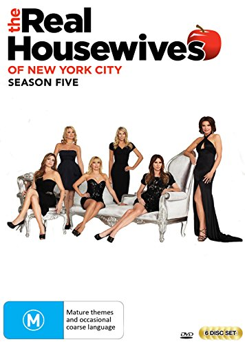 Real Housewives of New York - Season 5 by Madman Entertainment