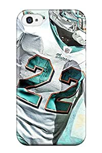 Best 8791472K598636732 miamiolphins NFL Sports & Colleges newest iPhone 4/4s cases