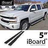 5 inch running boards - Off Roader eBoard Running Boards Silver 5