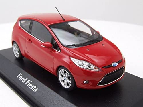 /2011/Auto Miniatur-Collection 940088000 /Ford/ MAXICHAMPS/ rot /Fiesta/
