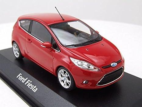 MAXICHAMPS – Ford – Fiesta – 2011 Auto Miniatur Collection