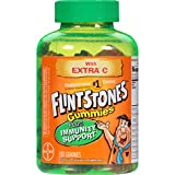 Flintstones Gummies plus Immunity Support, 150 Count