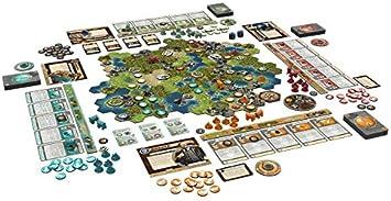 Fantasy Flight Games- Civilization Amanecer - Español, Color (CND01ES): Amazon.es: Juguetes y juegos