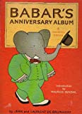 Babar's Anniversary Album, Jean De Brunhoff, 0394948130