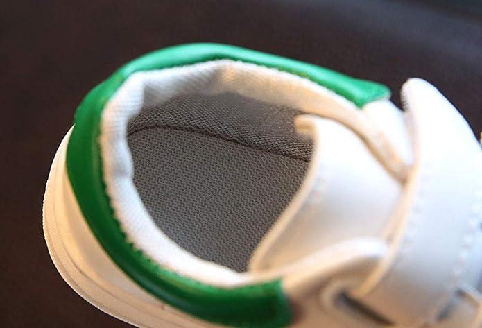 Mädchen de Baby Jungen Leder Chaussures Chaussures Neugeborenen Tennis QsBtdhrxC