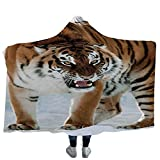 Best Sunny Fashion Cat Trees - SINOVAL Born to Fashion Blanket for Adults-Wearable Tropical Review