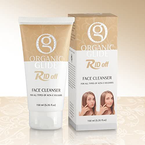 Natural Organic Facial Cleanser Containing Dead Sea Mineral Salt – Best Moisturizing Face Wash That Puts An End To Blemishes - Acne Prone - Ideal For Dry, Oily, Sensitive Skin – 5.35 Fl oz. Per Tube
