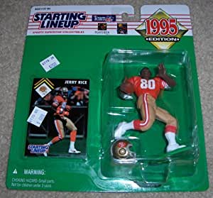 1995 Jerry Rice NFL Starting Lineup