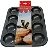 12 Hole Mince Pie Baking Pan