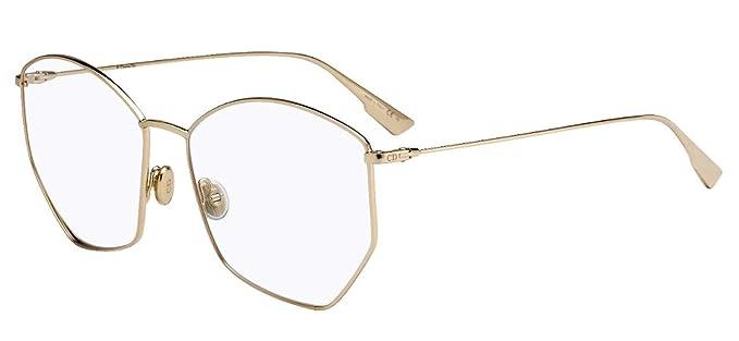 aaeb8eaf0c Amazon.com  Dior STELLAIRE O4 Gold 58 15 145 Women Eyewear Frame  Watches