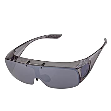 XUNQI Outdoor Deportes Gafas de Sol Polarizadas Anti-UV Anti-Reflejo Suave Nariz de
